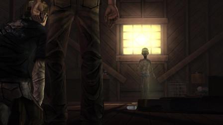 《行尸走肉第一季》第四幕:险境余生
