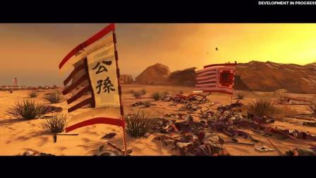 【游民星空】《三国:全面战争》纪实模式演示