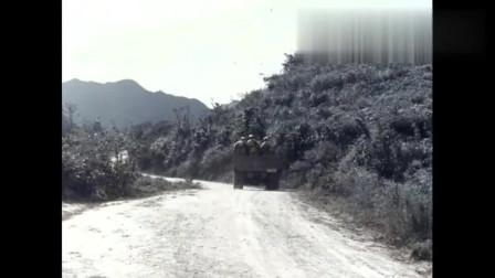 74彩色版渡江侦察记:李春林化妆侦察 路遇敌情报处长最经典段落