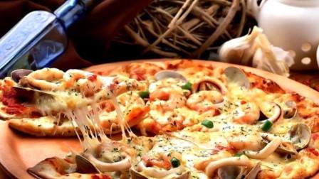 十二星座爱吃什么口味的披萨?双子座是小龙虾披萨!