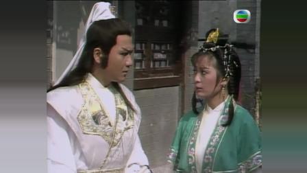 神剑魔刀:发现华子峰的手下,上官竟猜到了他的动机,果然机智!