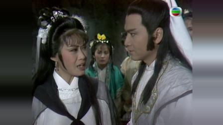 神剑魔刀:为了让展武现身,当姐姐的竟要疯狂人,上官劝阻不了