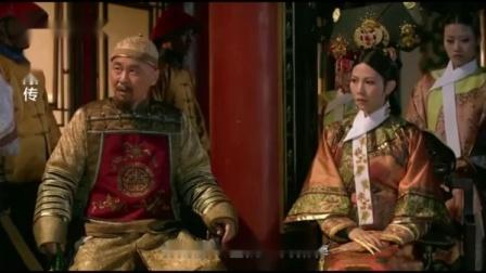 若甄嬛产子有恙,皇上要让太医院一同陪葬,皇气得皇上立马变脸
