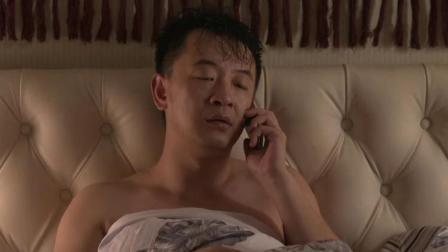 这时候打电话真烦人,黄海波和高圆圆一脸无奈,电话太耽误事儿!