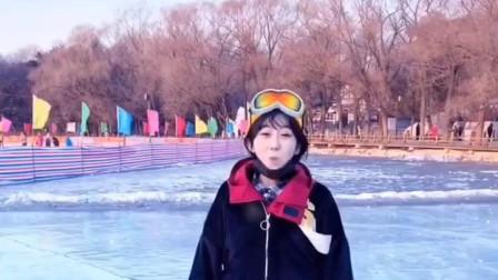 武大靖 你好,我们2022年冬奥会见!