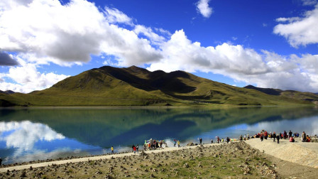 """鱼多为何没人捕?鱼量超过8亿斤的""""西藏鱼库"""",对藏民意义重大!"""