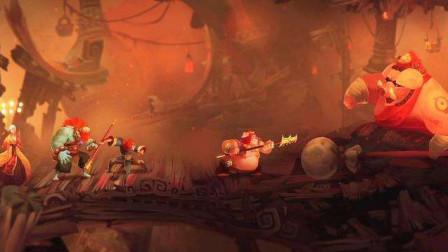 【电玩先生】《非常英雄》EP11:猪王争霸