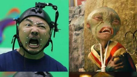 《疯狂的外星人》徐峥扮演里面最瘦的人,圆了每个胖人想瘦的梦想