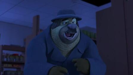 熊出没之探险日记2精编版_36  离奇的盗窃案
