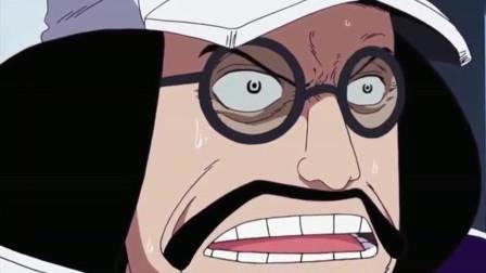 海贼王:黑胡子进推进城, 作为两面派,他的战略很成功啊!