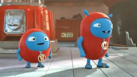 杰力豆:豆子们开启了劲歌热舞模式,跳舞跳得太嗨啦!