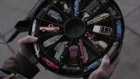 《蚁人》房子可以缩成一个拉杆箱, 玩具车可以放大成真实汽车