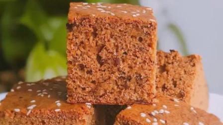 枣泥蛋糕这样做,完全就像蛋糕店的一样,香甜松软试试吧!
