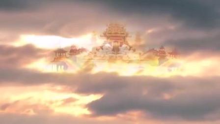 深圳上空惊现海市蜃楼,和电影中南天门一样,很是壮观