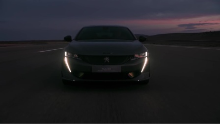 2020 标致 Peugeot 508 Sport Engineered 宣传片