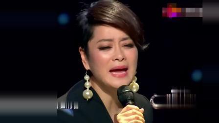 毛阿敏算是哪个级别的歌手? 27年后再唱《渴望》台下李雪健感动
