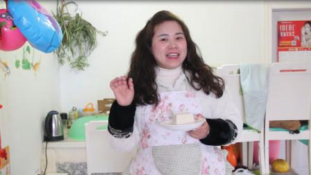 二妹爱美食:二妹教你做一道四川特色菜—麻婆豆腐,又麻又辣很下饭