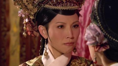 甄嬛质问皇后:你敢不敢发誓从没害过妃嫔、没害过皇嗣、没害过我