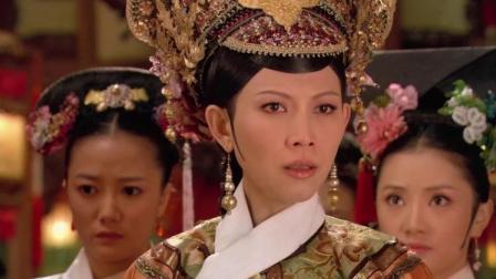 甄嬛流产,皇上发怒质问皇后:当时寝殿里只有你和熹贵妃两人!