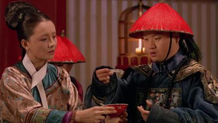 娴福晋宫宴上中毒,原本以为有人要害自己,其实是替甄嬛背了锅!