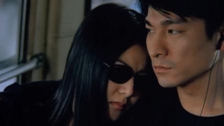 刘德华与蒙嘉慧邂逅,配上刘德华这首经典歌曲,像极了爱情!