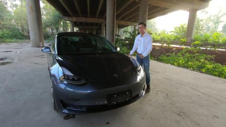 试驾完网红车特斯拉Model 3,我劝自己别冲动……-大家车言论出品