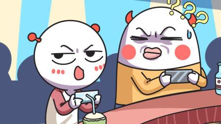搞笑动画:有些人单身,不是因为没人喜欢