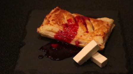 自制苹果派,美味十足,不来试试么
