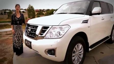 2018 Nissan Patrol Review - CarTell.tv