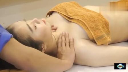 泰式腹部按摩护理疗法,有效改善肠胃功能