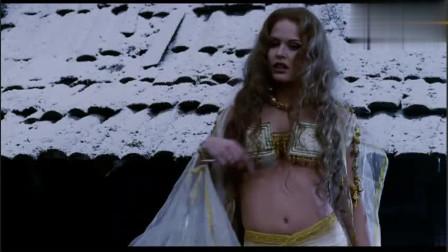 范海辛, 美女吸血鬼,狼叔的另外一面。