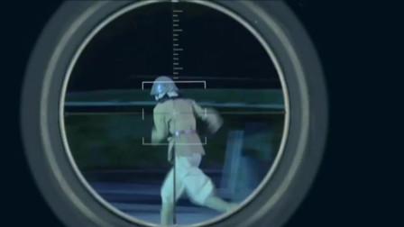 游击队夜袭机场,把的飞机炸得片甲不留,精彩