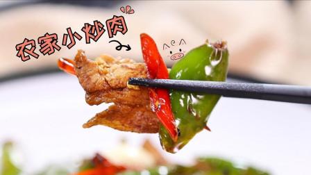 教你做湖南农家小炒肉,肉质鲜嫩,肉香浓郁,用来下饭真不错