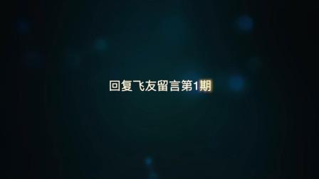 2019 回复飞友留言第1期