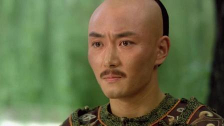 果亲王从边关赶回宫中与甄嬛重逢,甄嬛拼命克制还是泪流满面!