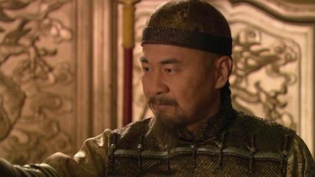 果郡王请命领兵打仗却遭皇上质问:你是为了大清还是为了甄嬛?