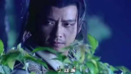 李逍遥半夜在树林捡到酒剑仙,酒剑仙要教李逍遥武功却被拒绝!