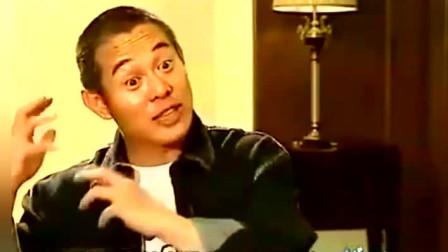 网友称中国武术都是花架子,李连杰的回答让所有人佩服!