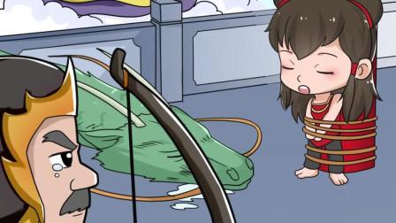 虎毒不食子!为什么李靖会这么狠心?