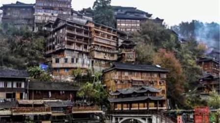 果然视频 行摄黔东南: 600年历史的高增侗寨