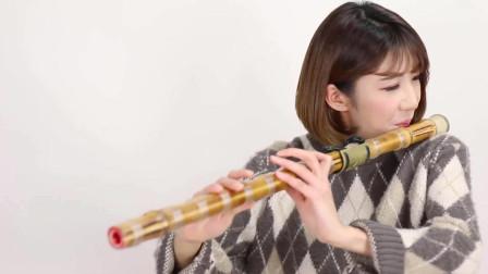 韩国美女演奏火影忍者片头曲《青鸟》,满满的