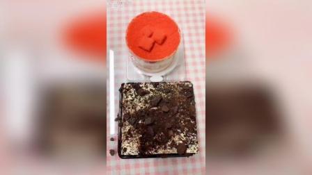 草莓奶酪蛋糕、咸奶油奥利奥蛋糕