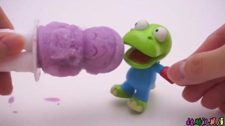 创意手工制作冰激凌雪糕 好吃的冰激凌雪糕手工制作DIY