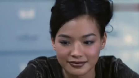 古惑仔:舒淇这里是化妆师了吧,本来和陈浩南郎才女貌,结果成了这样