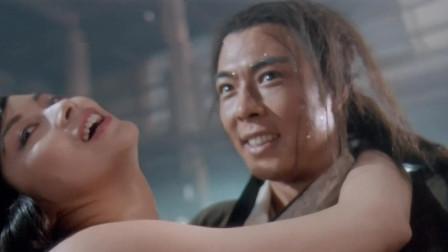 新仙鹤神针:曹雄用两袋面粉的连招把阿朱姐姐打的直爽翻