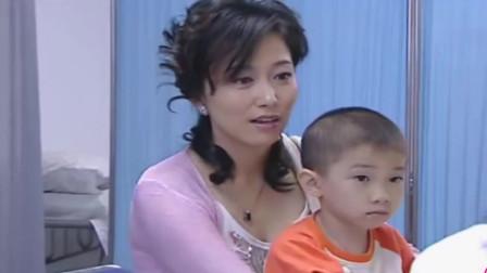《继母后妈》后妈带继子复诊,医生检查出孩子有好转,没想到后妈顿时臭脸