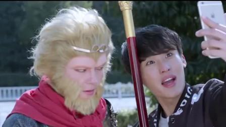 大梦西游:孙悟空穿越到现代,不料他以为雾霾是妖气,太搞笑了