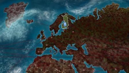 瘟疫公司:东南亚爆发僵尸病毒,北欧小国芬兰承担人类希望