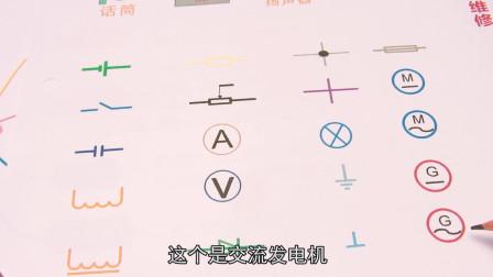 从零学汽车维修:认识基本电路和元器件符号