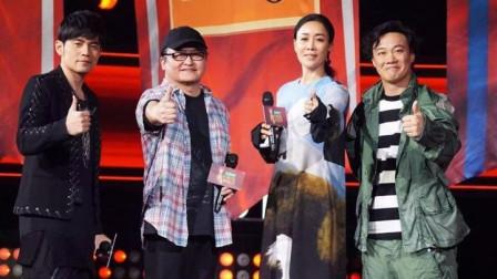 周杰伦、陈奕迅、刘欢、那英合唱《沧海一声笑》,这算是全明星阵容